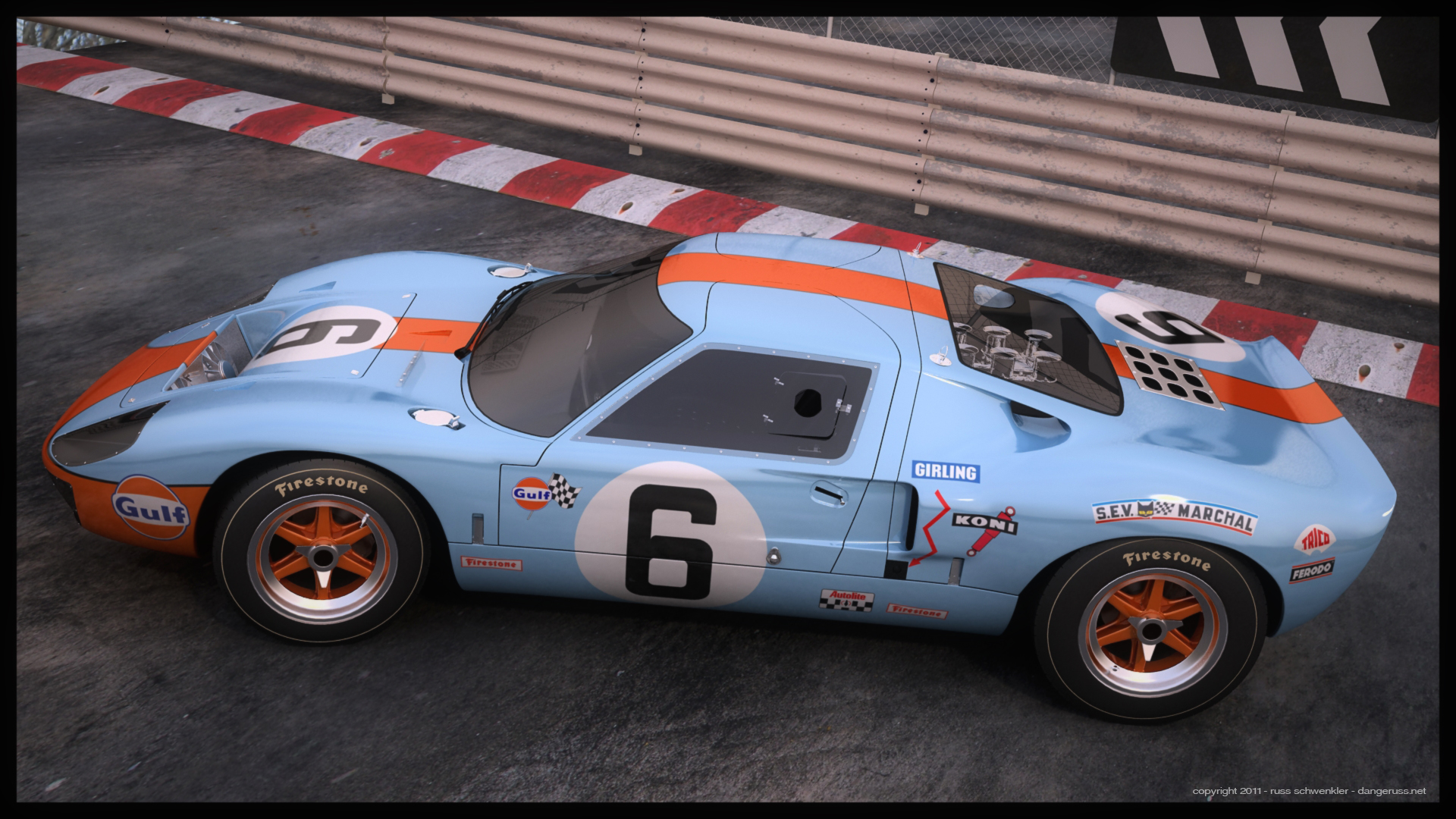 1969 Ford GT 40 #2