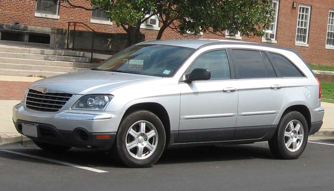 Chrysler Pacifica #7