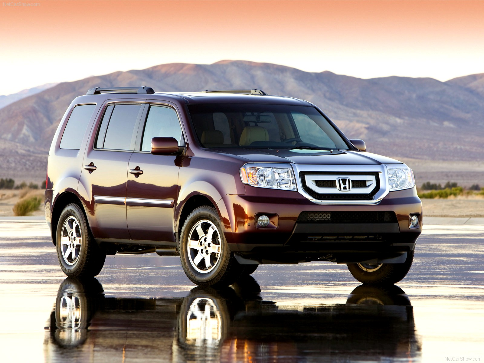 2015 Honda Pilot Photos, Informations, Articles - BestCarMag.com