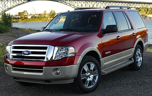 2007 Ford Expedition #5