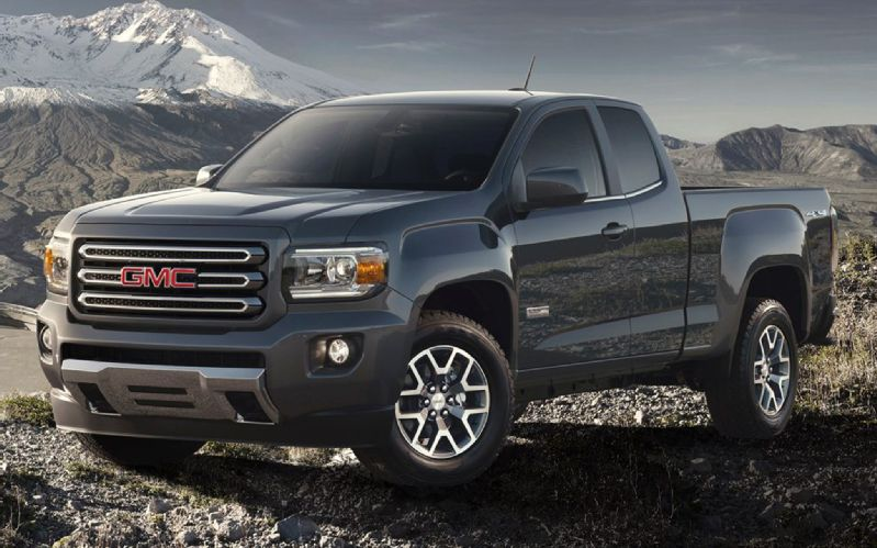 2015 GMC Canyon #9