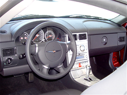 2008 Chrysler Crossfire #8