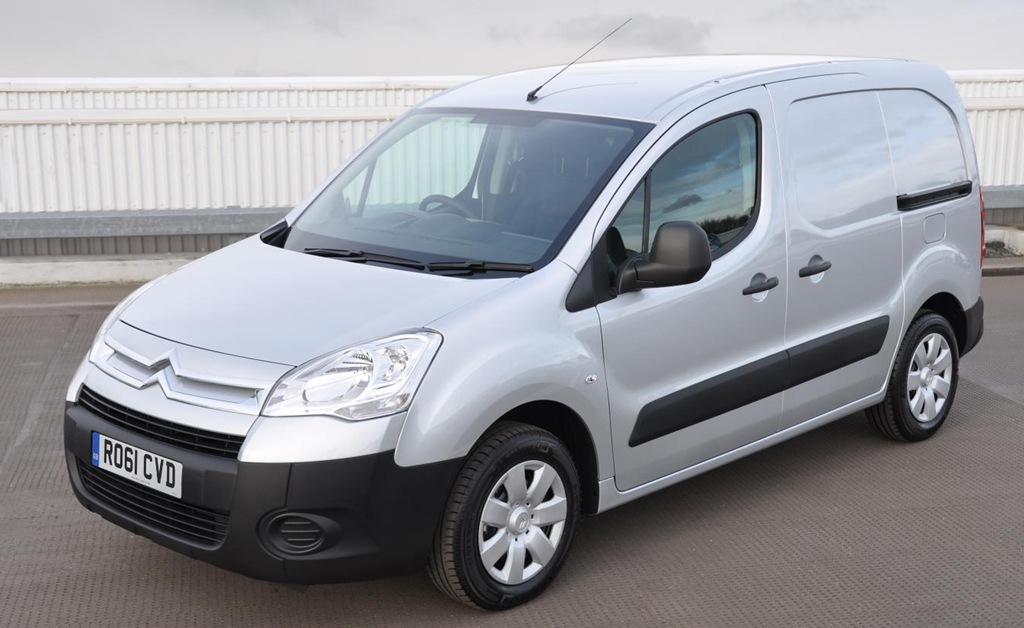 2012 Citroen Berlingo #12