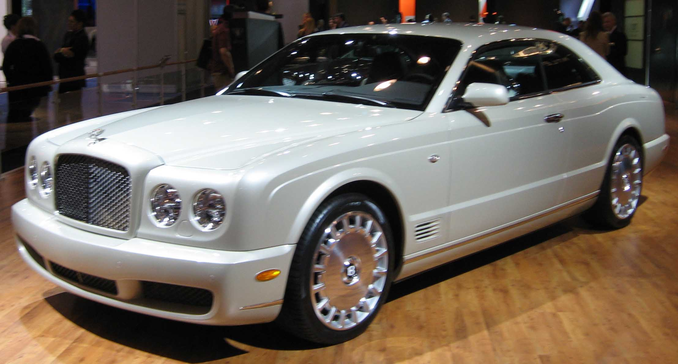 Bentley Brooklands #8