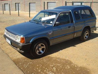 1993 Ford Courier #2