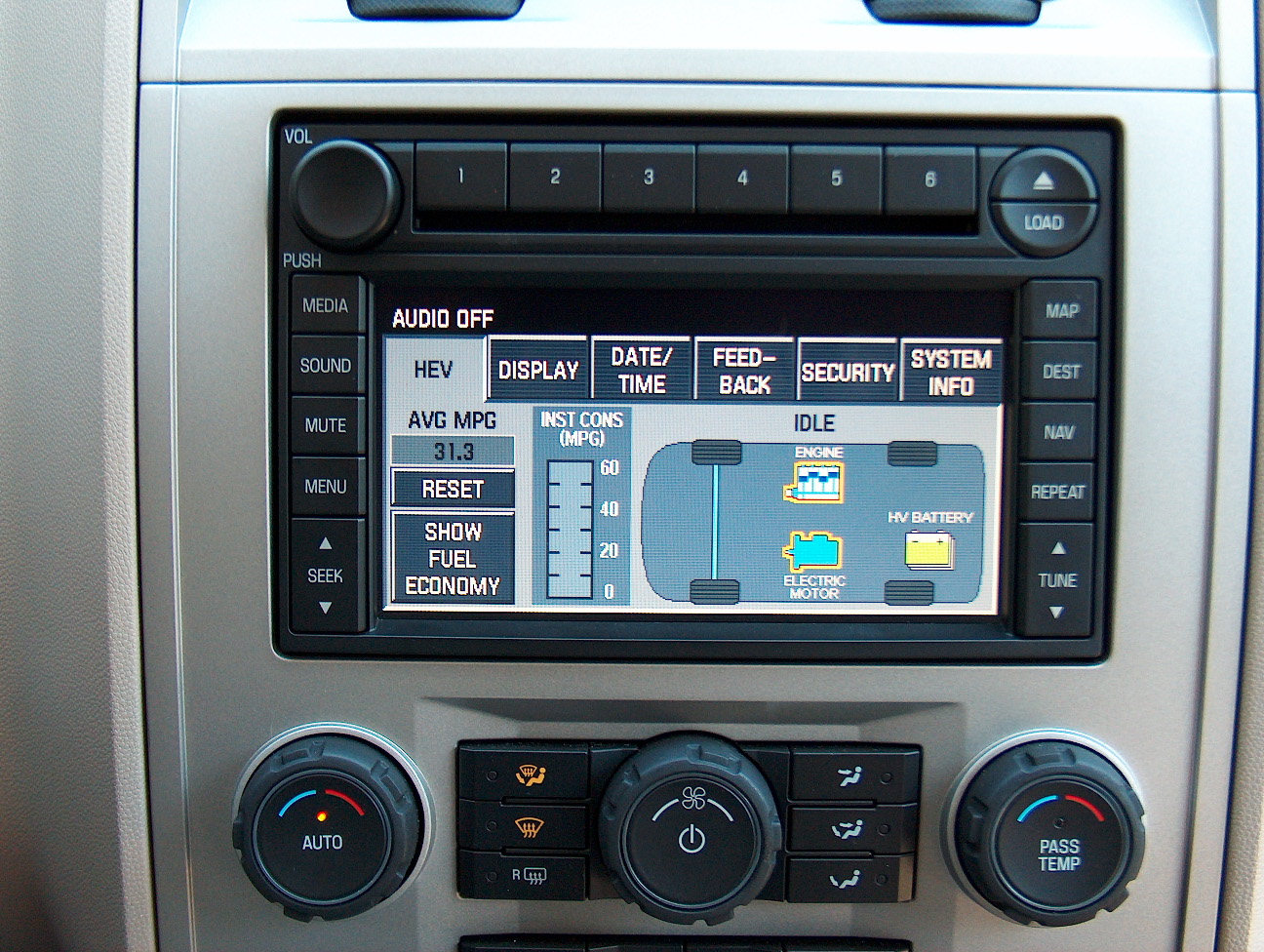 2008 Ford Escape Hybrid #15