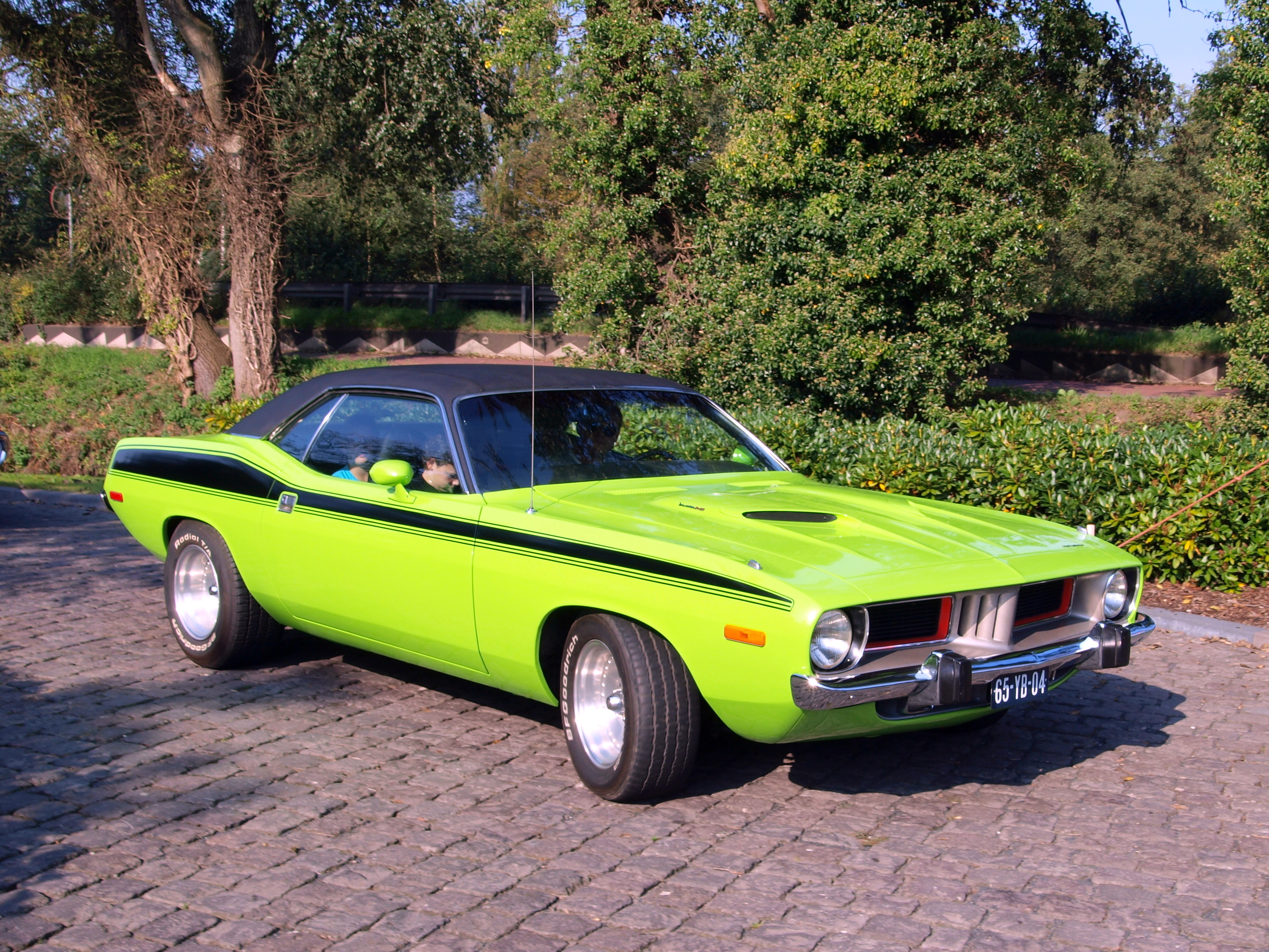 1973 Plymouth Barracuda Photos Informations Articles 1978 Volare Wiring Diagram Free Picture 3
