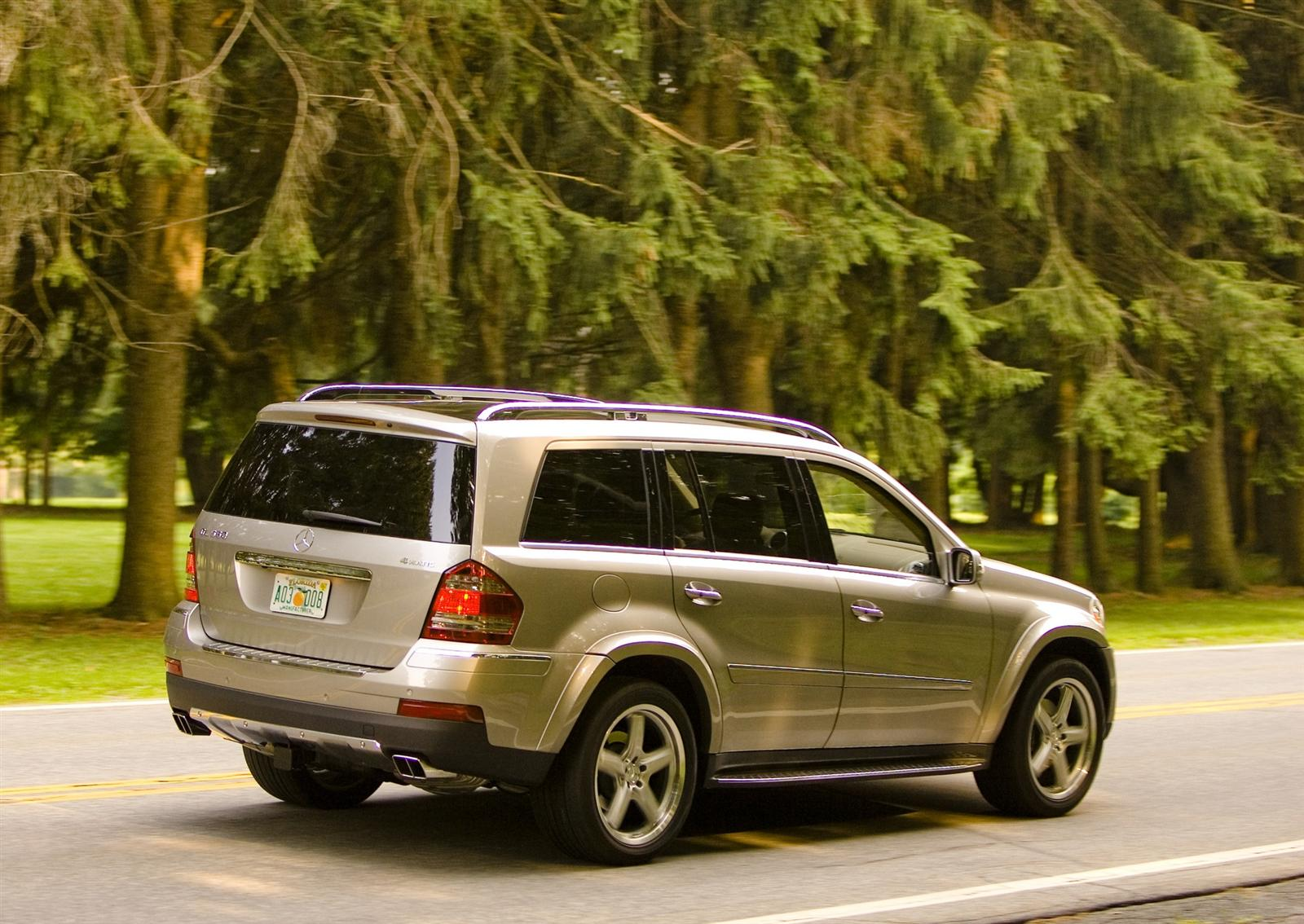 2008 Mercedes-Benz GL #11