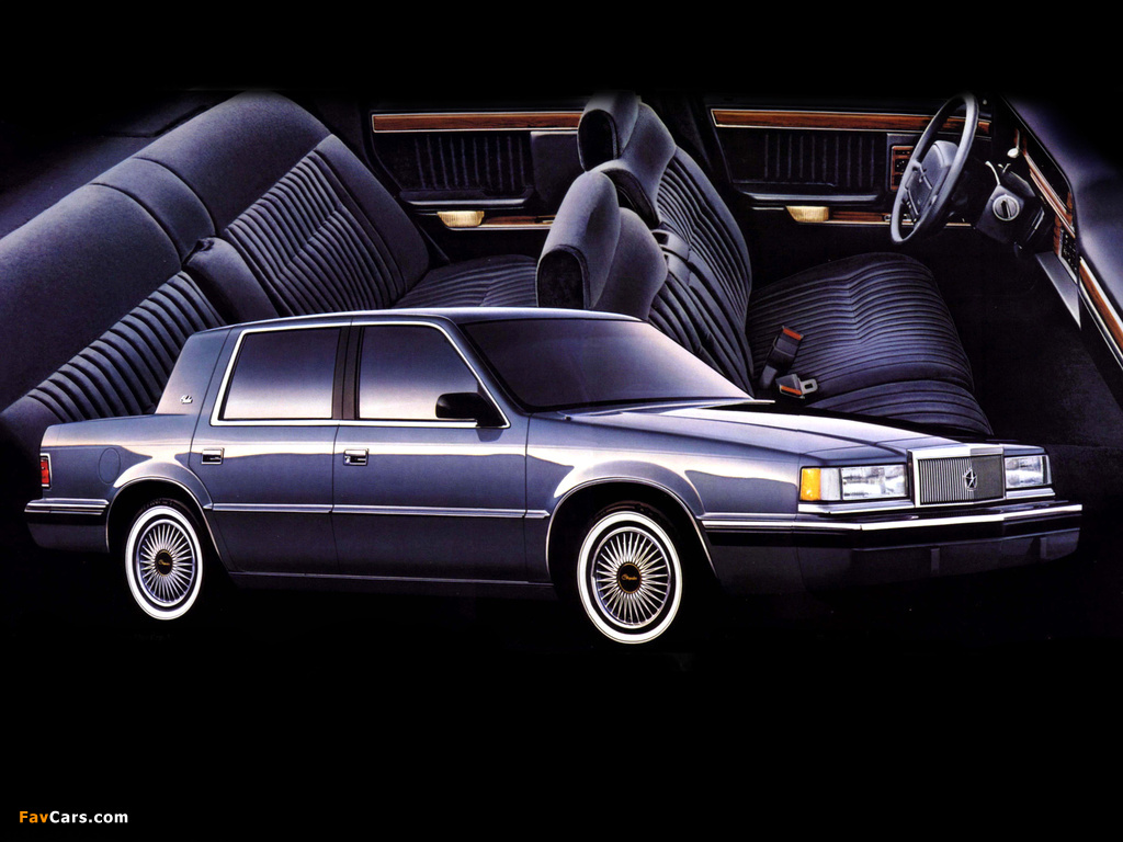 1990 Chrysler New Yorker #2