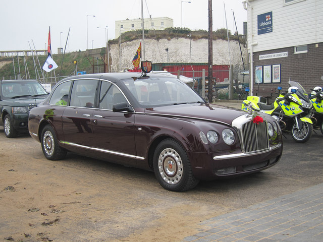 2002 Bentley State Limousine #11