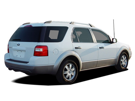 2007 Ford Freestyle #12