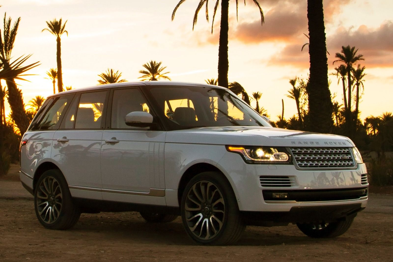 2015 Land Rover Range Rover 4wd High Quality Wallpaper
