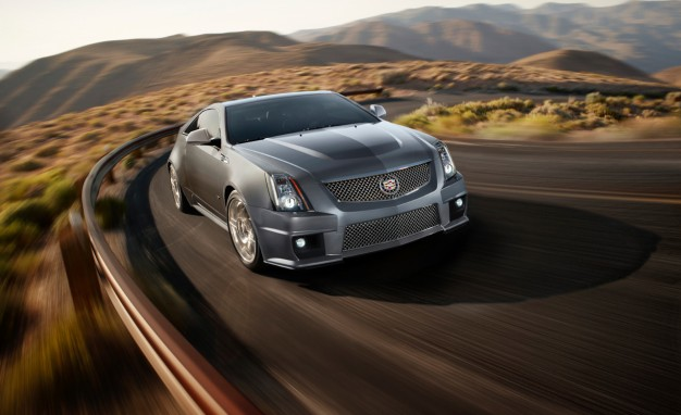 2013 Cadillac Cts-v Coupe #12