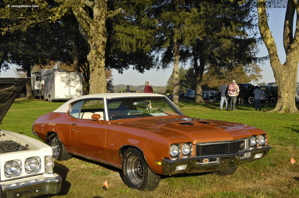 1972 Buick GS #17