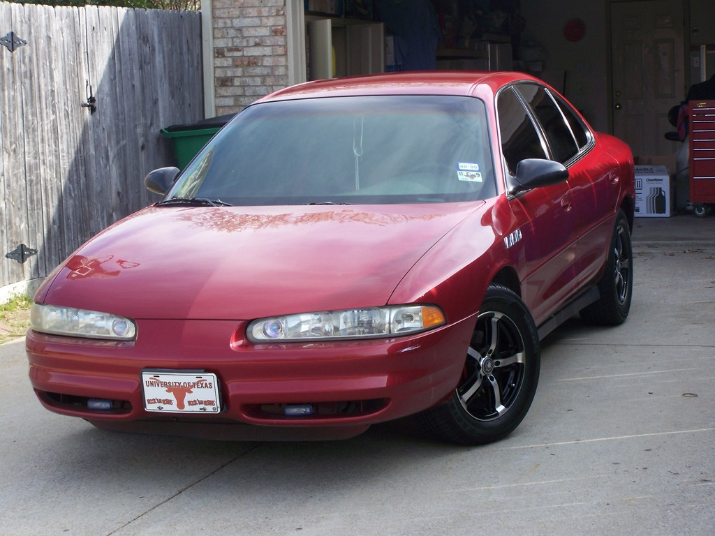 Oldsmobile Intrigue #13