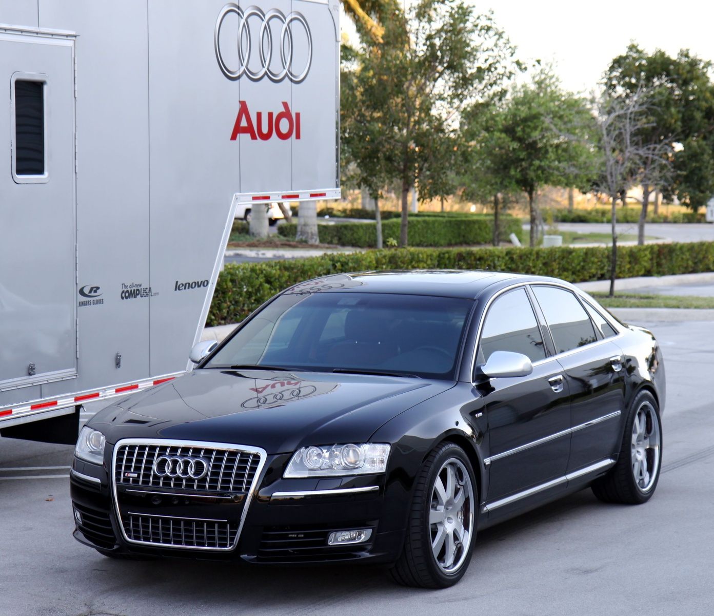 2006 Audi A8 Photos, Informations, Articles