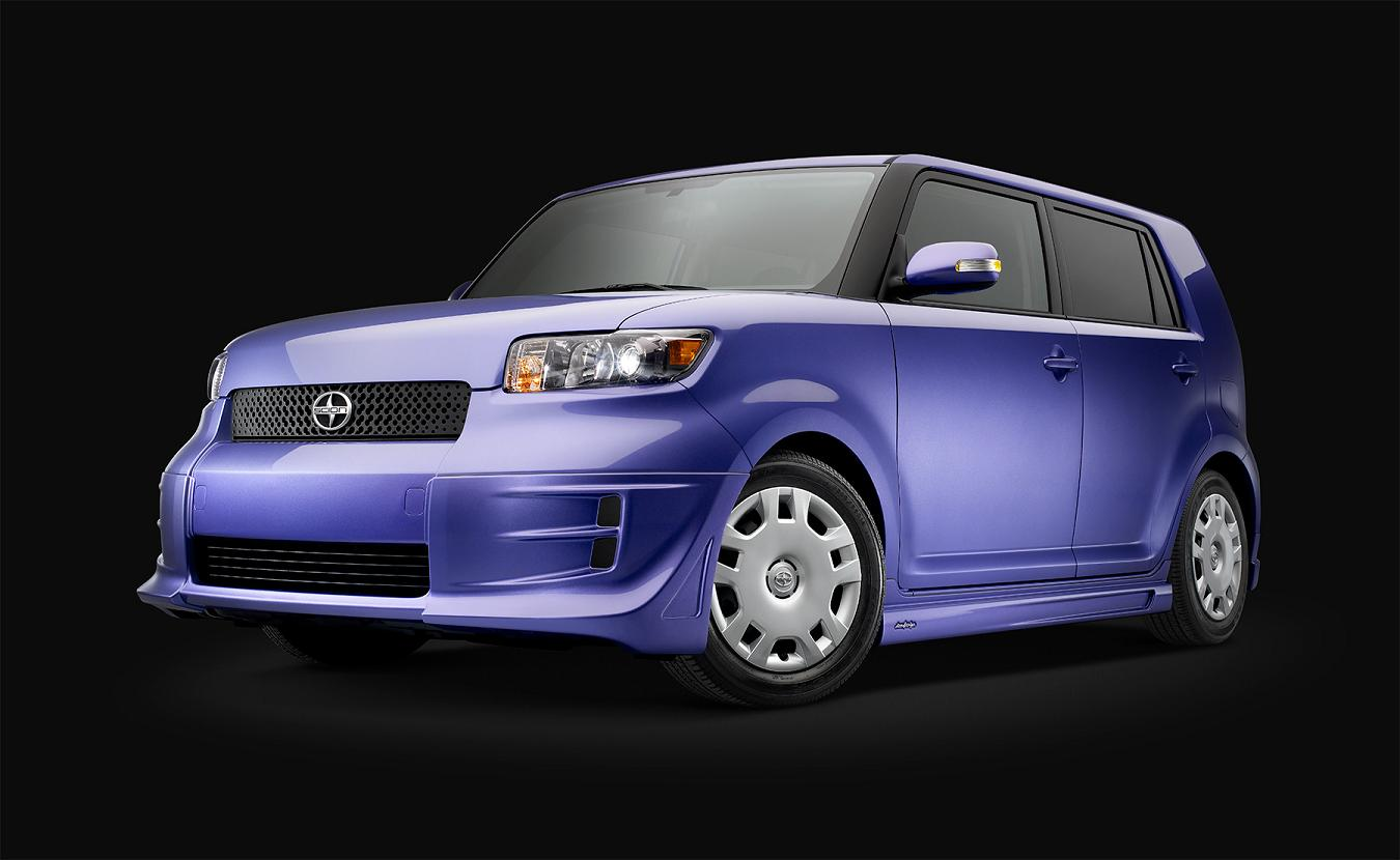 2011 Scion Xb #7