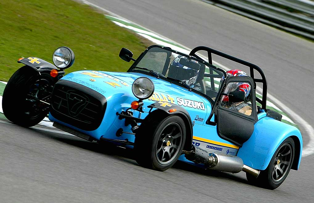 Caterham Super 7 #6