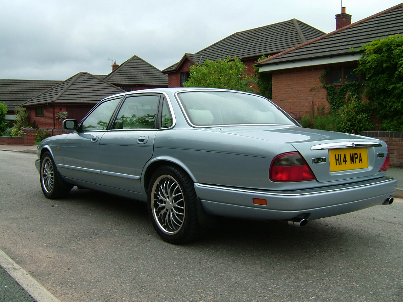 1999 Jaguar Xj-series #6
