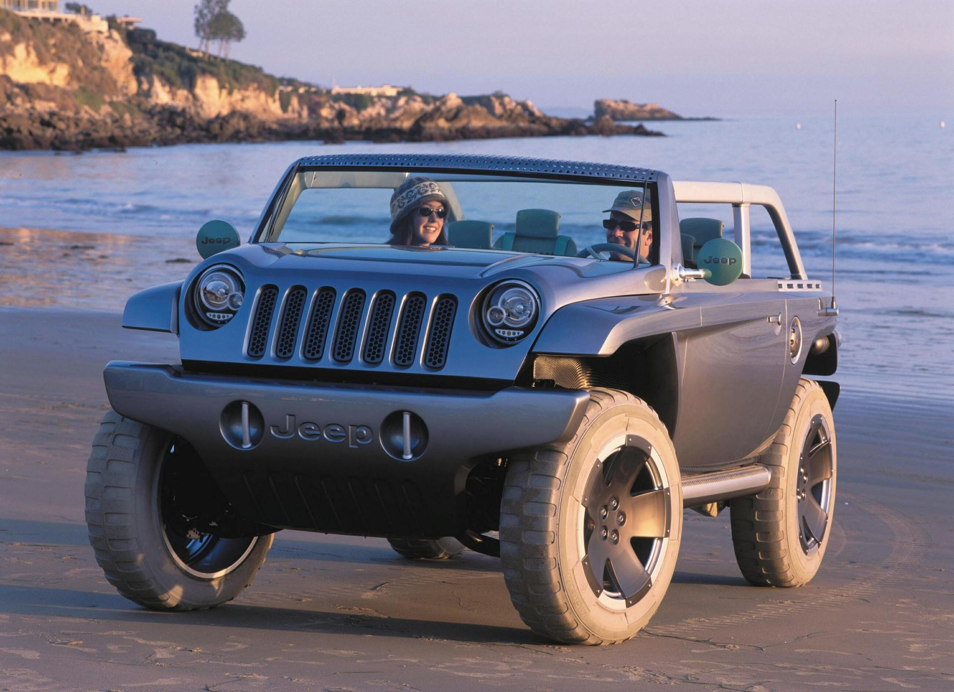2001 Jeep Willys #3
