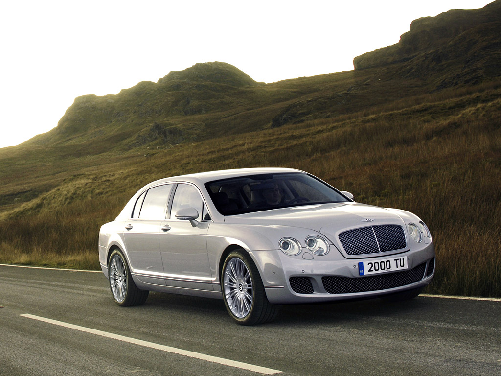 2010 Bentley Continental Flying Spur Speed #7