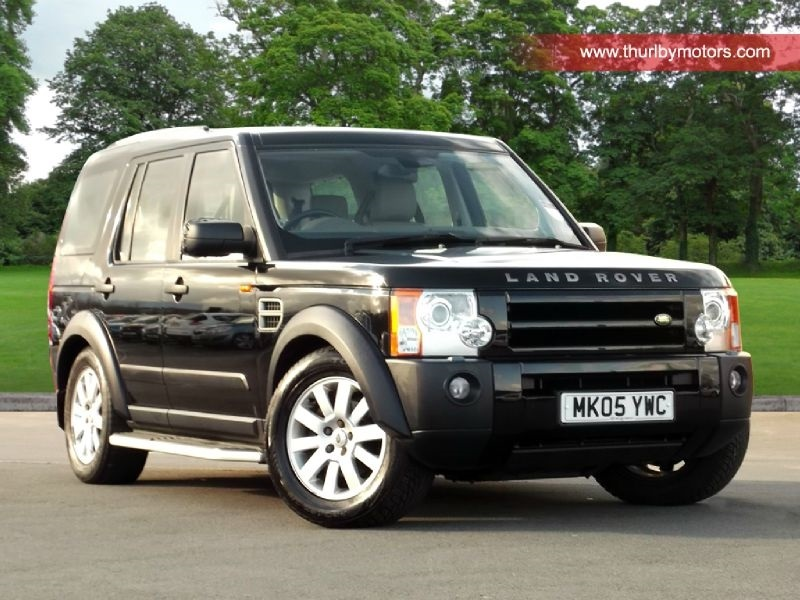 2005 Land Rover Discovery 3 #6