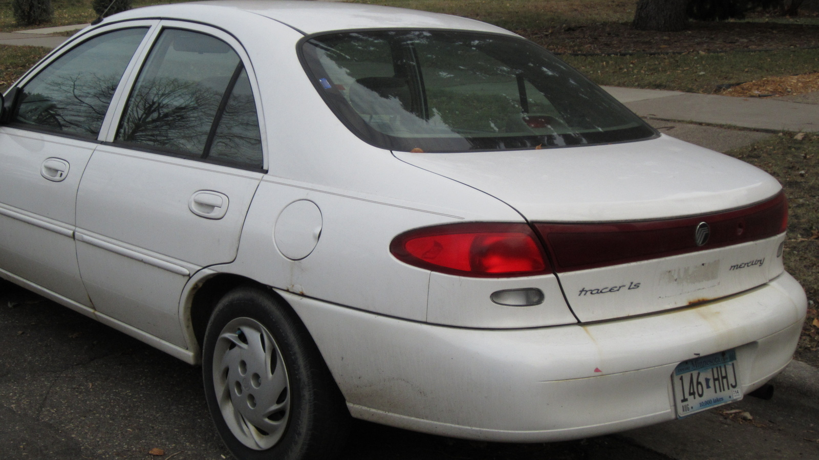 1999 Ford Tracer #4