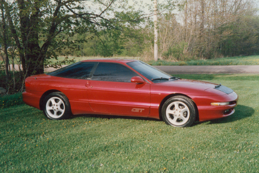 1996 Ford Probe #2