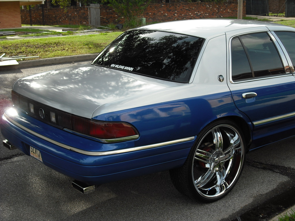 1993 Mercury Grand Marquis #16