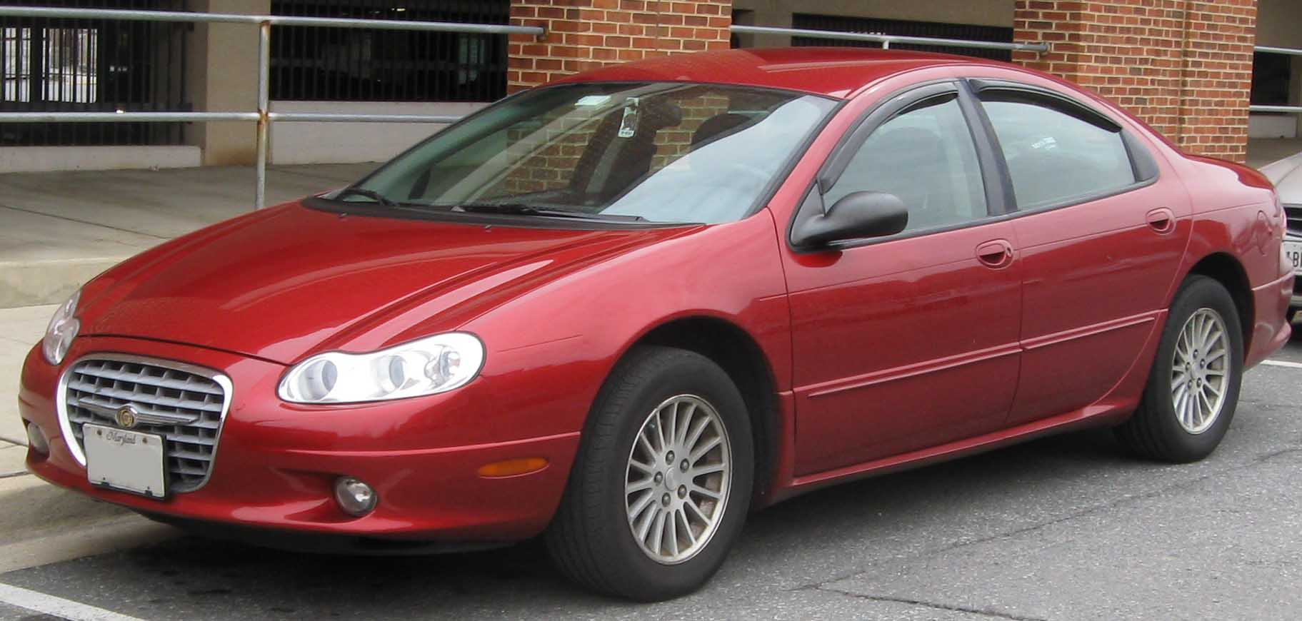 2002 Chrysler Concorde #3