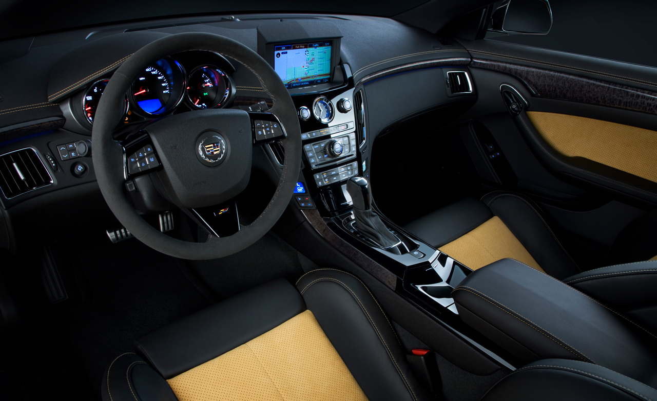 Cadillac Cts-v Coupe #18