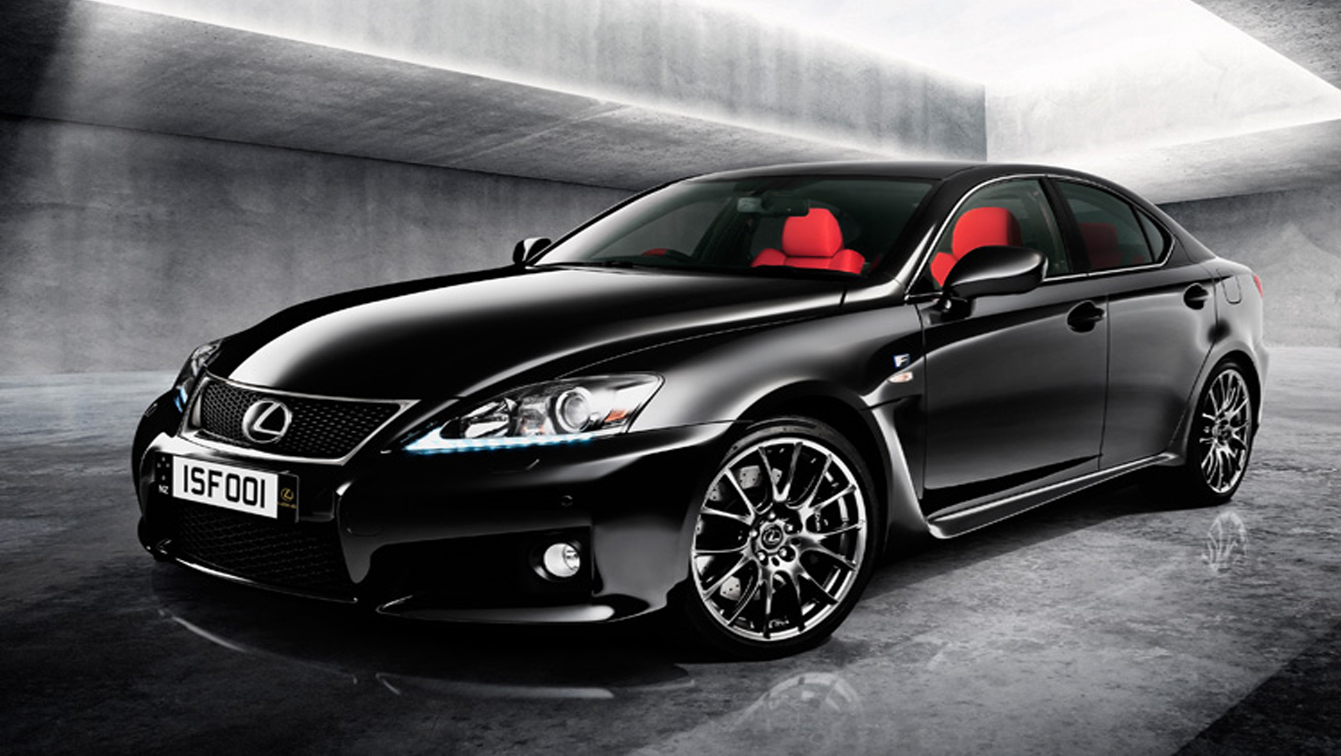Lexus Is F #3