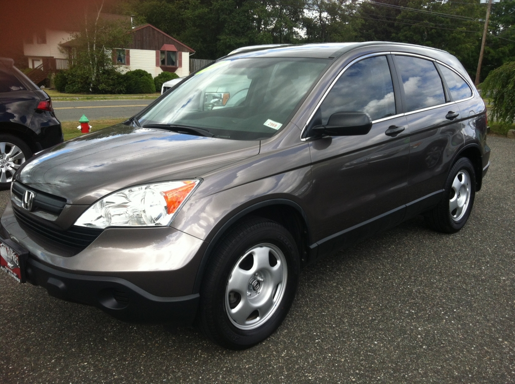 2009 Honda Cr V Photos Informations Articles