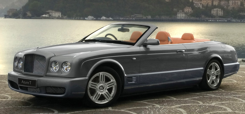 2008 Bentley Azure #4
