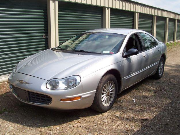 2001 Chrysler Concorde #4
