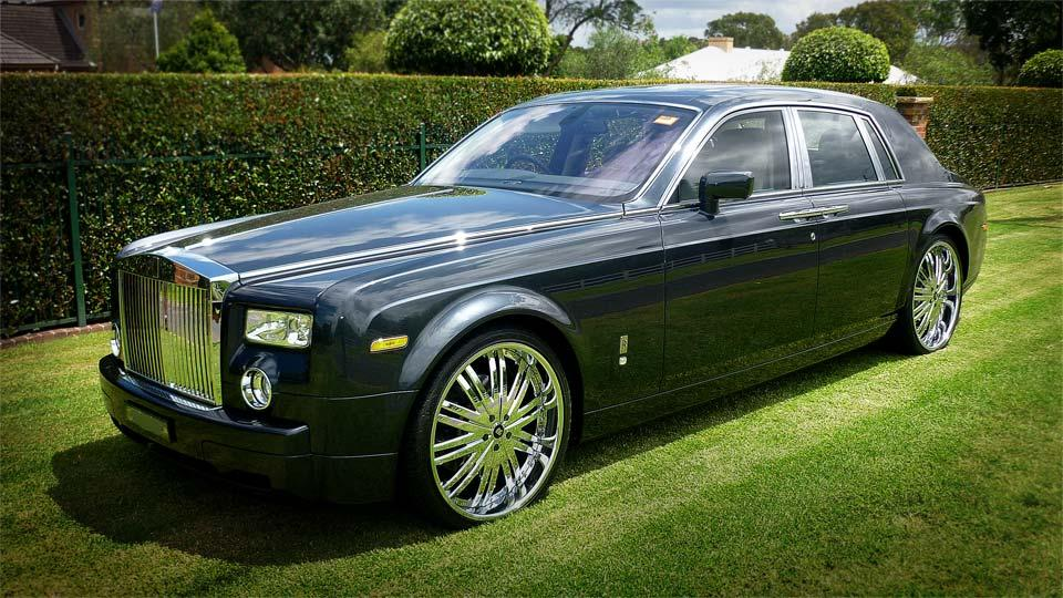 2008 Rolls royce Phantom #8