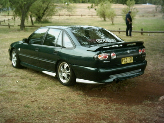 1995 Holden Commodore #3