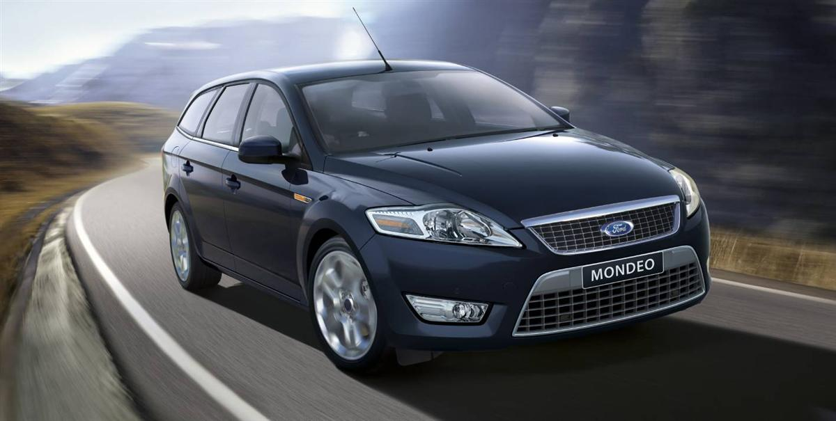 2010 Ford Mondeo #6