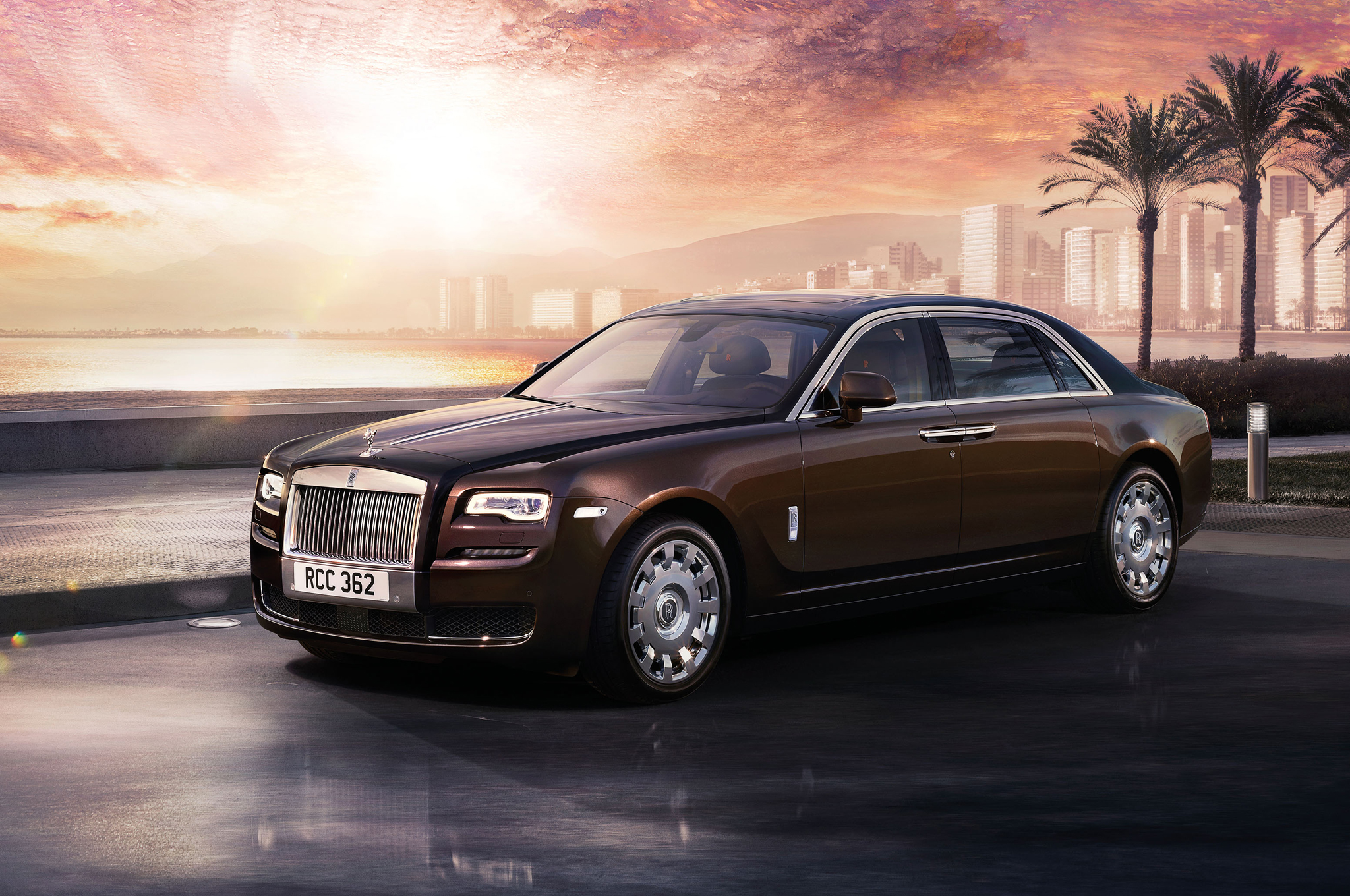 2015 Rolls Royce Ghost Series Ii #2