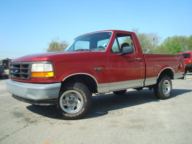 1996 Ford F-150 #14