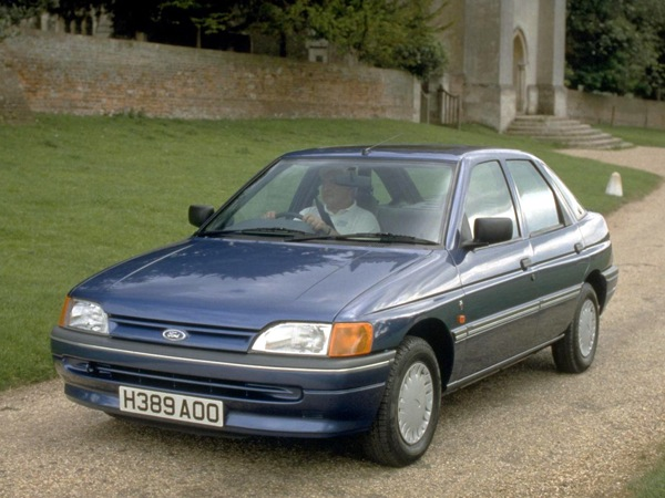 1990 Ford Orion #3