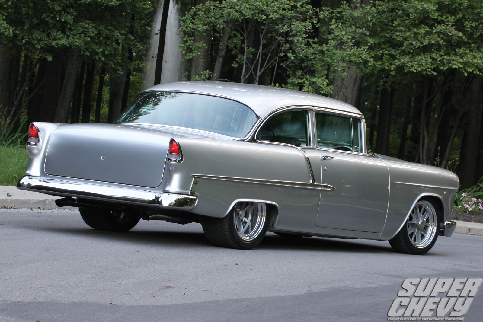1955 Chevrolet Bel Air #11