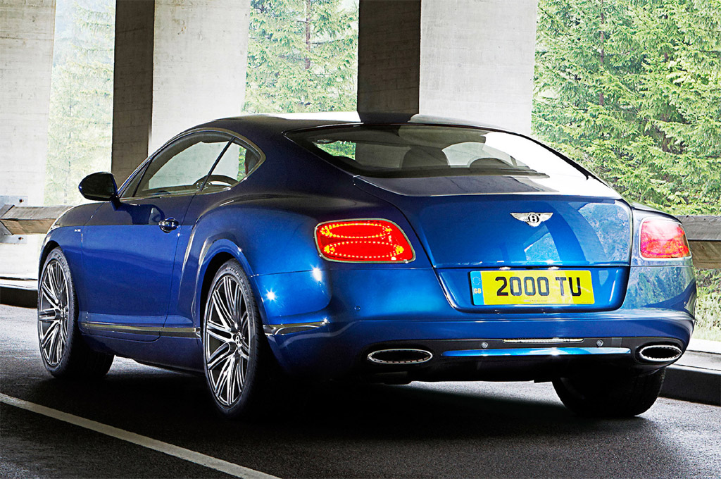 2013 Bentley Continental Gt Speed #16