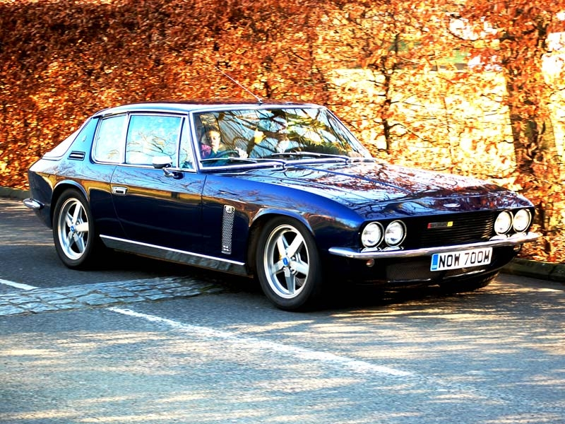 1992 Jensen Interceptor #2