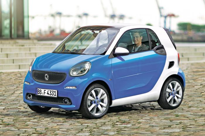 2014 Smart Fortwo #7