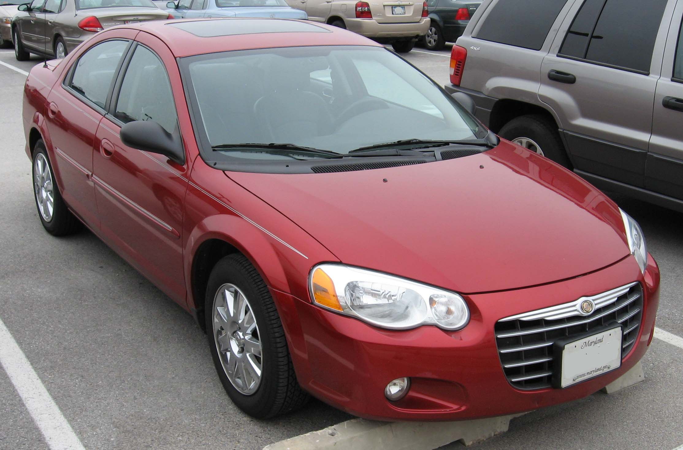 2006 Chrysler Sebring #13