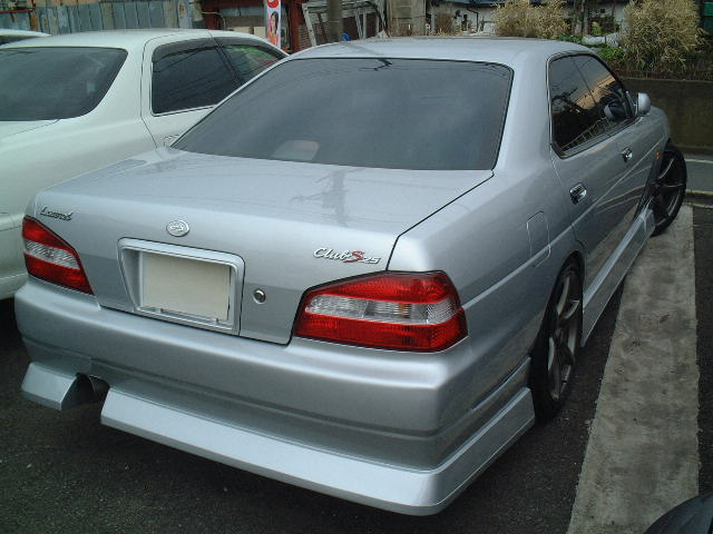 2001 Nissan Laurel #7