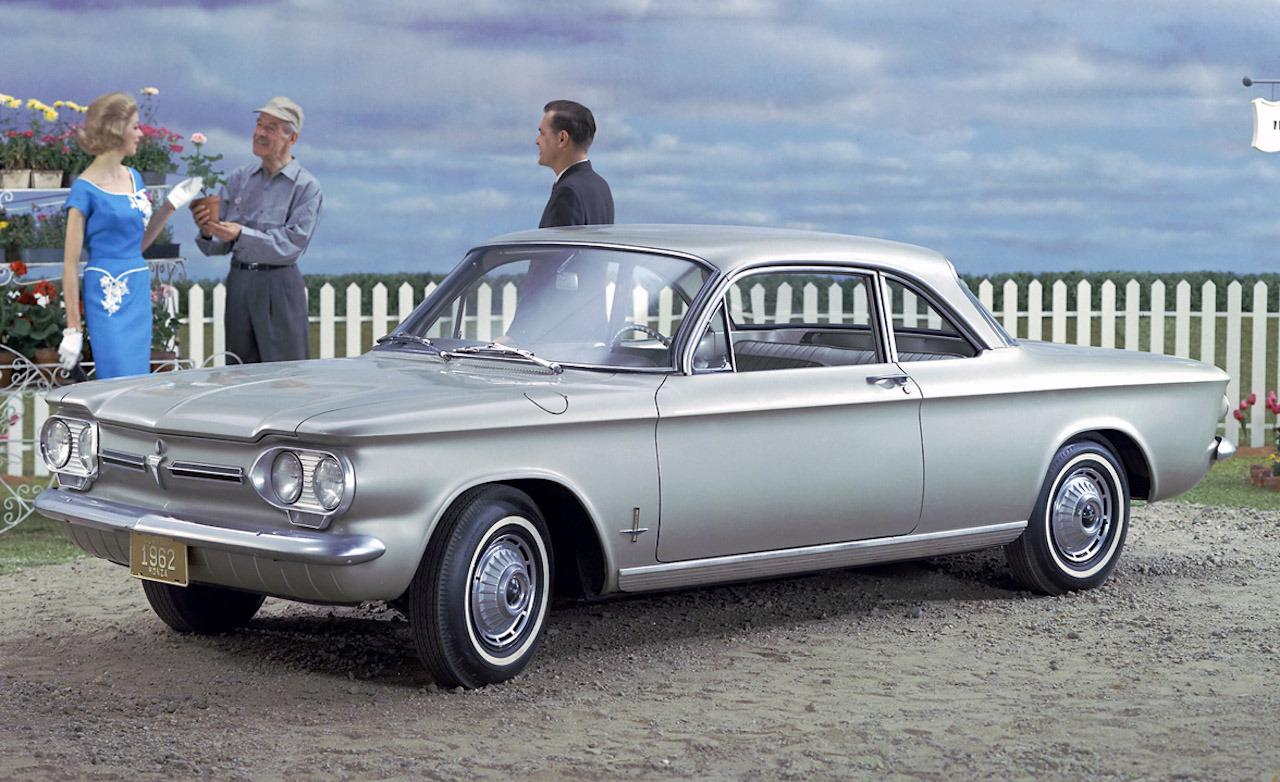 Chevrolet Corvair #12