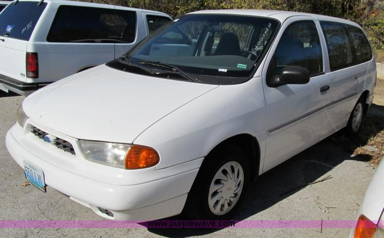 1998 Ford Windstar #16