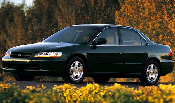 2001 Honda Accord #11